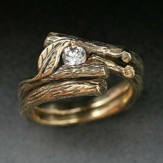 The Ring of the Wood. So beautiful! ♥♥