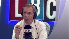 BREAKNG : Nigel Farage Debates Donald Trumps New Travel Restrictions - TNTV