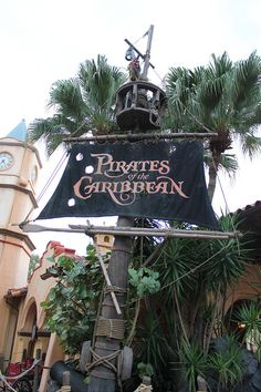 """New """"Pirates Of The Caribbean: Dead Men Tell No Tales"""" Preview Coming To Walt Disney World"""
