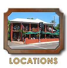 Swizzle Inn, it's near the Crystal Caves and has the best Rum Swizzle we tried while in Bermuda!