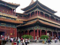 BeijingYongHeGong-17 - Yonghe Temple