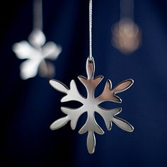Make Repoussé Christmas Decorations...Things To Do with Aluminium Cans