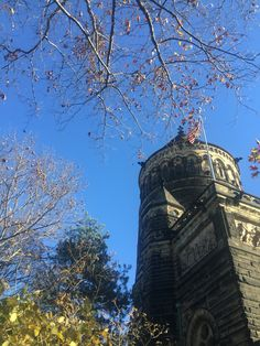 President James A. Garfield Memorial in Lake View Cemetery  Photo by Malu Borges