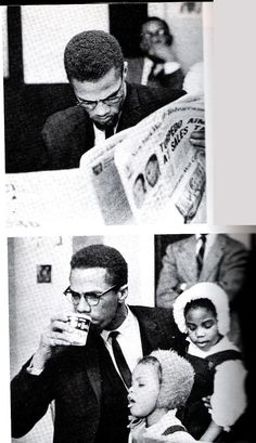 Black Culture, disciplesofmalcolm: Malcolm X, unknown date...