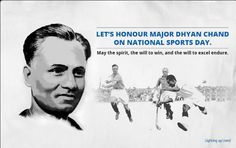 On the occasion of 111th Birth Anniversary of Major Dhyan Chand, Mobiloitte wishes everyone a very Happy National Sports Day!! #HappyNationalDay #MajorDyanChand #Mobiloitte