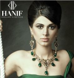 Find latest jewelery collection for girls and women 2015 by Hanif Jewelers - New trends of beautiful Hanif Jewelers jewelery for ladies 2015.
