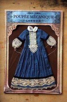 Blythe Doll Clothes! by Leonidas AKA Poupée mécanique