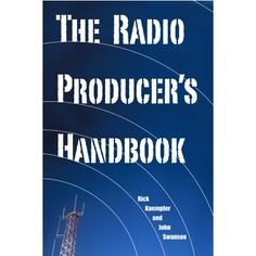 Two award-winning major market producers present the definitive how-to guide for producing a radio show, explaining every duty a radio producer is expected to perform. With refreshing honesty and the humorous flair of professional radio comedy writers, the authors reveal how to get one's professional foot in the radio door, book celebrity guests, craft great interviews, come up with ideas, create great phone segments, write and pitch material, and cope with the pressure ...