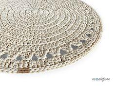 Handmade Rug Crochet Rug Round Rug Nursery Rug Floor | Etsy Round Rug Nursery, Nursery Rugs, Doily Rug, Doilies, Round Rugs, Floor Rugs, Rugs On Carpet, Scandinavian, Colours