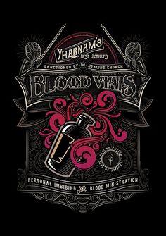 Buy 'Yharnam's Blood Vials' by wonderjosh3000 as a T-Shirt, Classic T-Shirt, Tri-blend T-Shirt, Lightweight Hoodie, Women's Fitted Scoop T-Shirt, Women's Fitted V-Neck T-Shirt, Women's Relaxed Fit T-Shirt, Graphic T-Shirt, Contrast Tank, P...