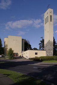 Pääkirkko - Varkauden seurakunta