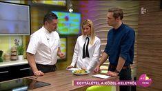 Igazi különlegesség! Fűszeres zöldséges bulgur - tv2.hu/fem3cafe Vegan, Coat, Bulgur, Sewing Coat, Peacoats, Vegans, Coats, Jacket