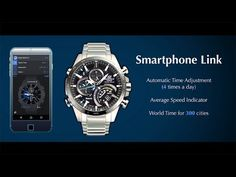 d2375bbe0172 EQB-501 - Smartphone Link - Collection - EDIFICE Mens Watches - CASIO