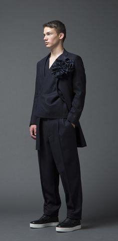 Jean Paul Knott SS16 Menswear Fashion. TENMAG Web March 2016