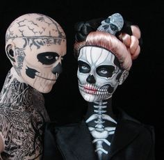 In Celebration of Halloween and the Day of the Dead by Arlene Loves Dolls | The Tonner Blog
