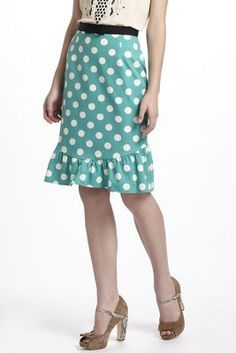 Dotty Trumpet Skirt Anthro  http://www.anthropologie.com/anthro/product/clothes-skirts/26031377.jsp