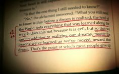 The Alchemist - Paulo Coelho  - thanks for sharing this quote from book.