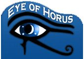 Eye of Horus...a great place for your ritual gear.