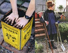 """Alys Fowler, """"The Thrifty Gardener"""", and urban forager."""