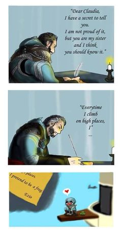 The real revelation xD  // Ezio Auditore // Funny // Assassin's Creed Revelations