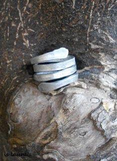 tutorial anello..filo di alluminio arrivo!
