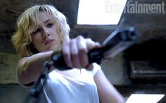 Scarlett Johansson Escapes Captivity in First Lucy Clip