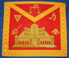 3e4fd3091e Masonic Supply Shop - Scottish Rite 16th Degree Apron