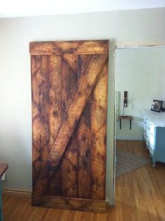 barn door - by Alteredwood @ LumberJocks.com ~ woodworking community