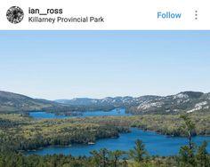 Killarney, Ontario Parks Ontario Parks, Canada, River, Mountains, Nature, Outdoor, Outdoors, Naturaleza, Outdoor Games