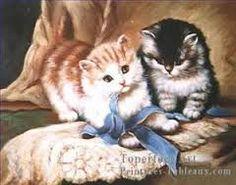 """Résultat de recherche d'images pour """"tableau gauguin mimi et son chat"""""""