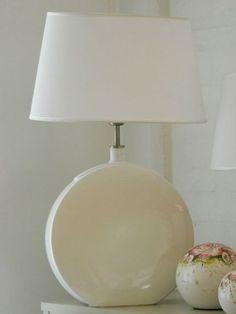 Lámpara Banjo Blanca