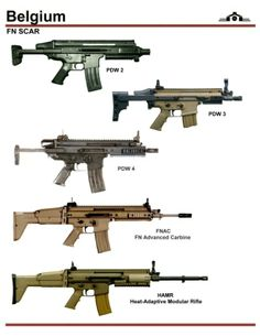 "The HAMR [Heat Adapted Modular Rifle] was FN's entry into the U.S. Marines' competition for an automatic rifle to replace the M249/SAW. The rifle is ""heat adapted"" because it fires closed-bolt for greater accuracy until the rifle reaches a certain temperature and then it switches to open-bolt to dissipate heat and prevent cookoff discharges."