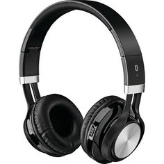 Ilive Iahb56B Bluetooth(R) Headphones With Microphone (Black)