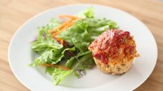 Individual Turkey Meatloaf Videos | Food and Cooking How to's and ideas | Martha Stewart