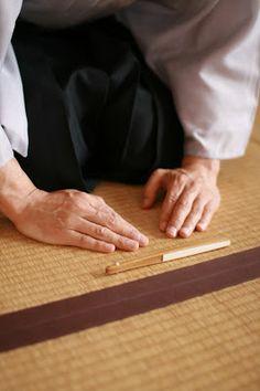 Japanese sitting posture, Seiza 正座