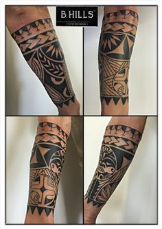 #Maoriarm #Maori #arm #polinesian #geometric #tattoo #ink #art #black