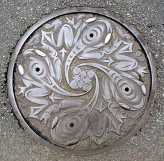 Drain cover in Vancouver