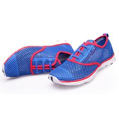 Unisex Sport Outdoor Water Shoes Breathable Comfortable Casual Mesh Hollow Out Shoes  Worldwide delivery. Original best quality product for 70% of it's real price. Hurry up, buying it is extra profitable, because we have good production sources. 1 day products dispatch from warehouse. Fast...