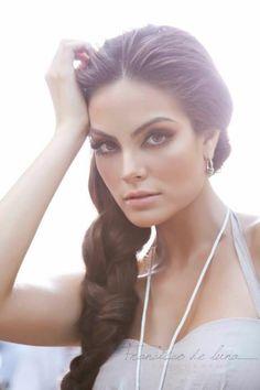 Jimena Navarrete from,Guadalajara Jalisco Mexico, also former Miss Universe.