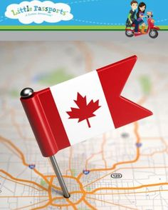 Facts About Canada Day {Little Passports Giveaway!}