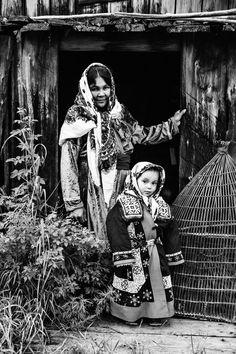 Khanty's Woman / Alexandra Mednaya photography