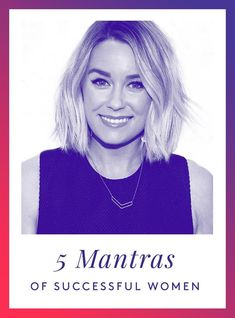 5 Things Every Successful Woman Does #refinery29  http://www.refinery29.com/advice-from-successful-women