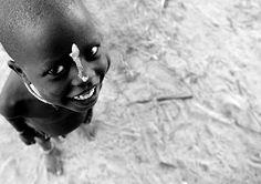 Karo kid Ethiopia | Korcho village, the kids were very inter… | Flickr