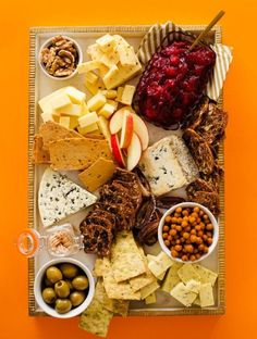 Need to feed a crowd of guests? Easily whip up a seasonal cheese board with these tips.               Image via The Endless Meal/ Follow The Endless Meat on Bloglovin'Add Something WarmWe...
