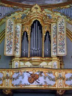 Organo di Filippo e Felice Piccaluga - Cappella Sistina - Savona