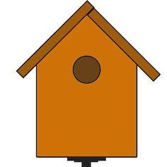 C Gardner Basic Birdhouse Model How To
