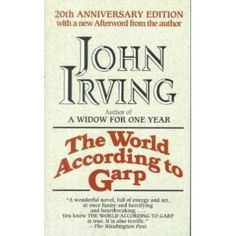 just finished this one.  it's quirky and funny and dark all in one.  John Irving's characters are to die for