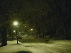 Love my street.