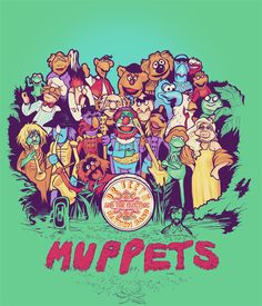Sgt. Pepper's Lonely Muppets Club Band.