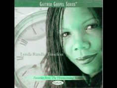 Lynda Randle-Through it all - I've learned to trust in Jesus.  through it all I've learned to trust in my Lord.  I've learned to depend on his word.  I thank you Lord.  I am deeply grateful for the storms you have brought me through.  You are my Father, My husband, My God.  I am your beloved and you are mine.  <3